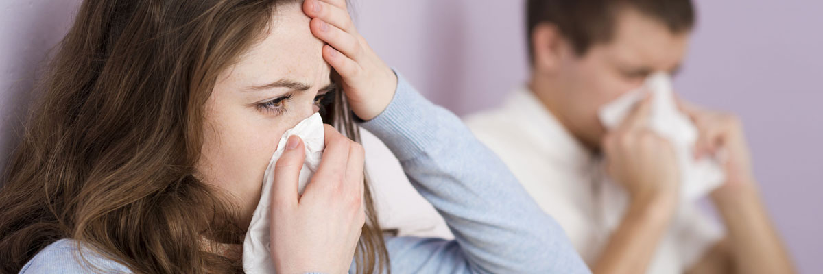 Cold and flu season peaks in February: Is your home ready?