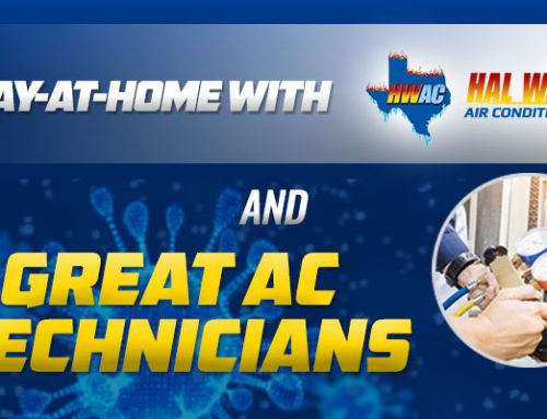 Stay-At-Home with Hal Watson and Great AC Technicians
