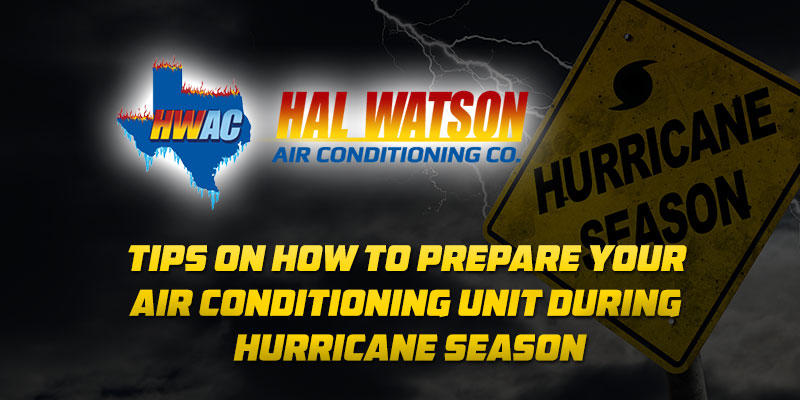 Tips On How To Prepare Your Air Conditioning Unit During Hurricane Season